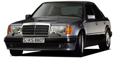 W124 sedan