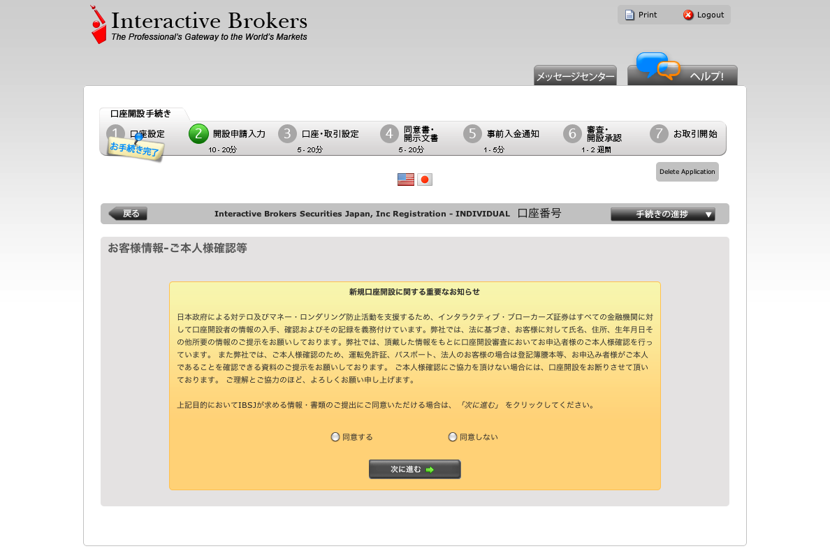 Interactive brokers cfd list