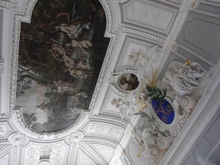 カドリオルグ宮殿 ホール