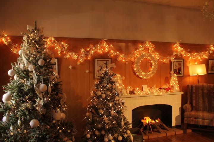 暖かいクリスマス