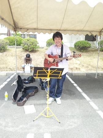 福田さんギター