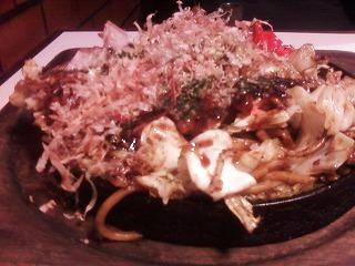 yakisoba  okonomi