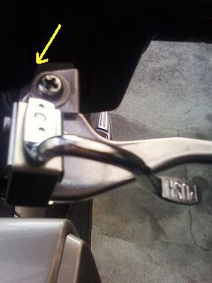 brake lock