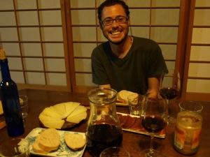 17ミケ#12441;ルと幸せな夕食