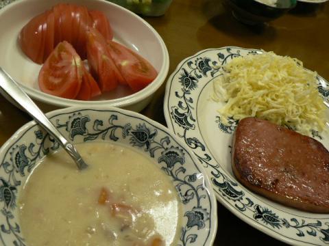 2011年3月15日夕食