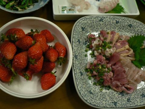 2011年3月23日夕食