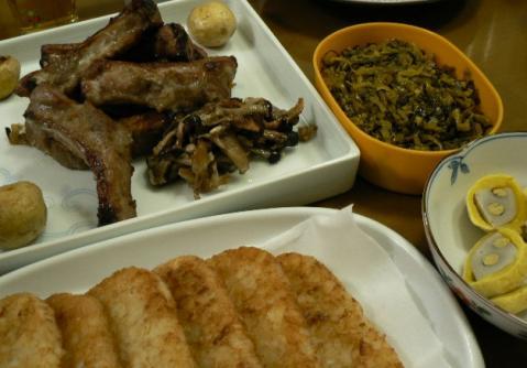 2011年3月26日夕食