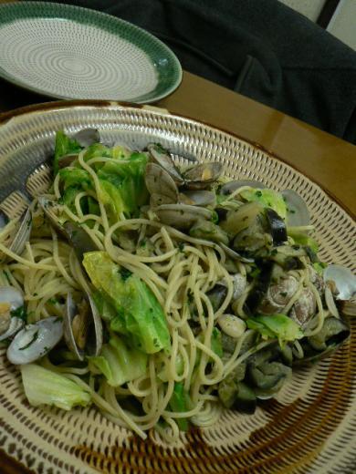 2011年4月25日夕食