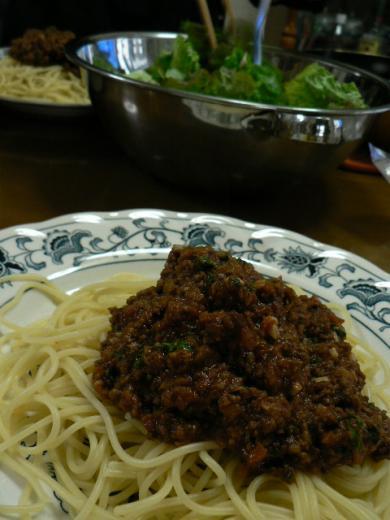 2011年4月28日夕食