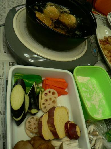 2011年5月16日夕食