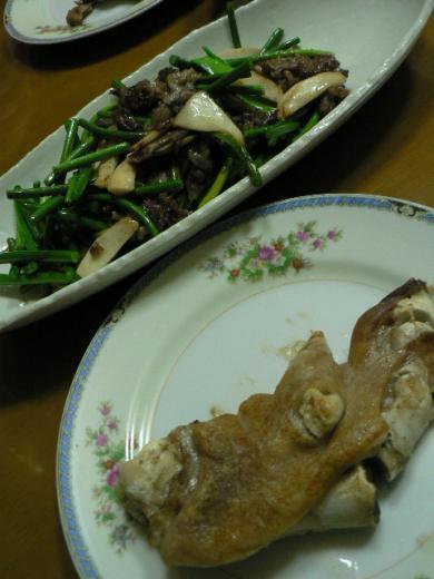2011年5月20日夕食