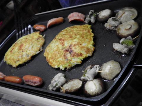 2011年5月23日夕食