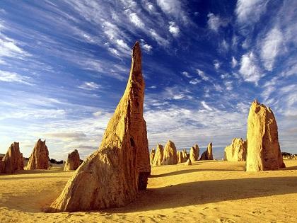 The Pinnacles, Nambung National Park, Australia