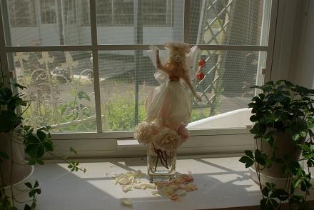 窓辺の妖精 ♪