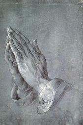 デューラー祈りの手
