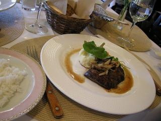 inaba steak house