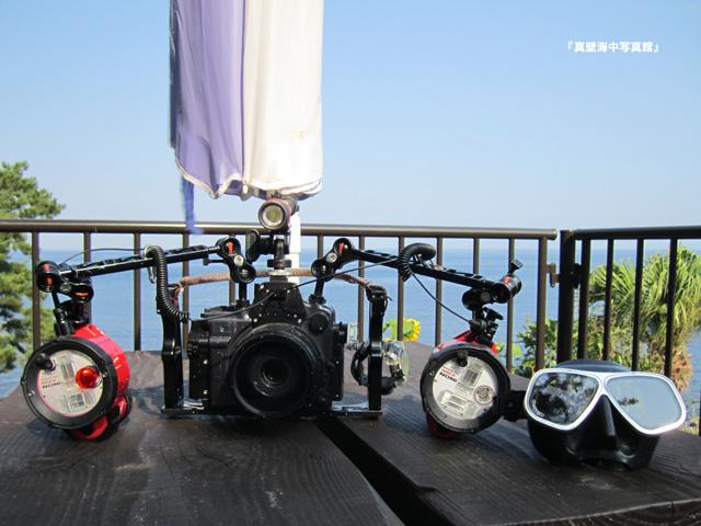 撮影装備2010夏