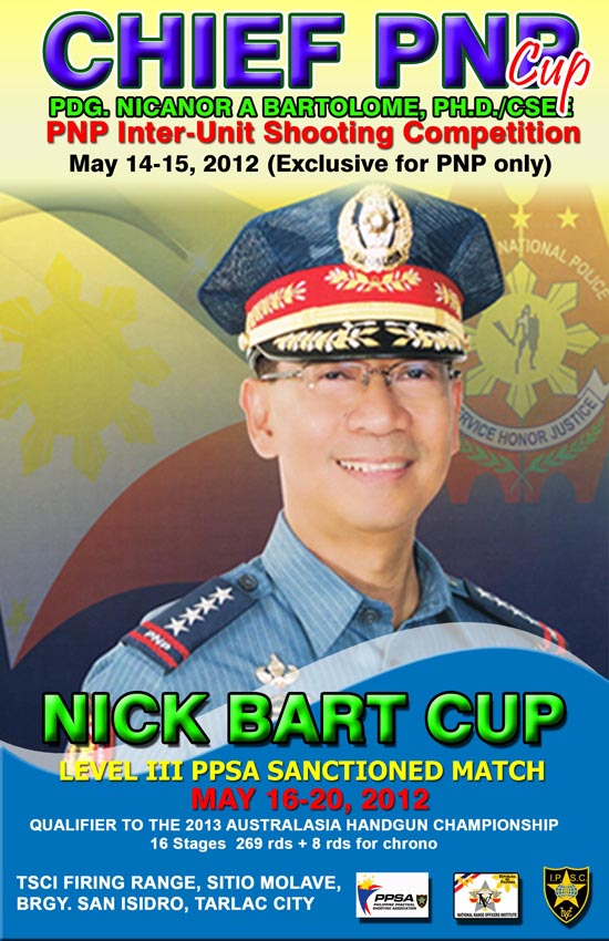 CHIEF PNP CUP