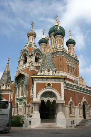 ニース ロシア教会