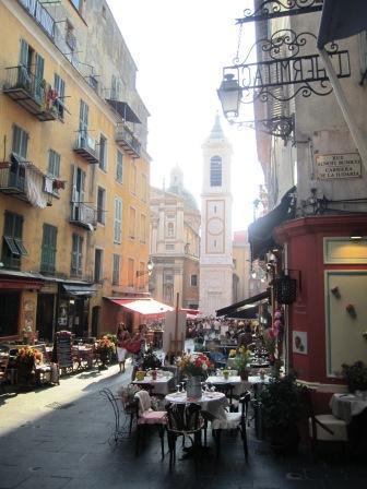 ニース 旧市街