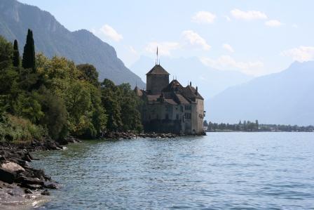スイス シオン城