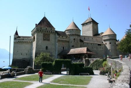 スイス シオン城 2