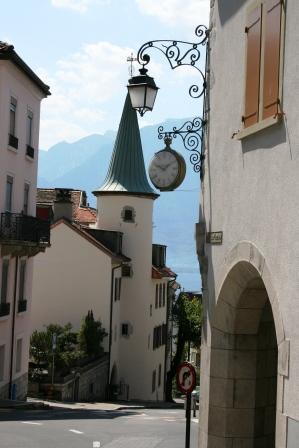 スイス 散歩