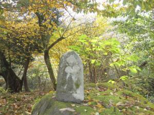 妙見山 石仏