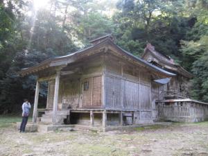 鰐淵寺 常行堂
