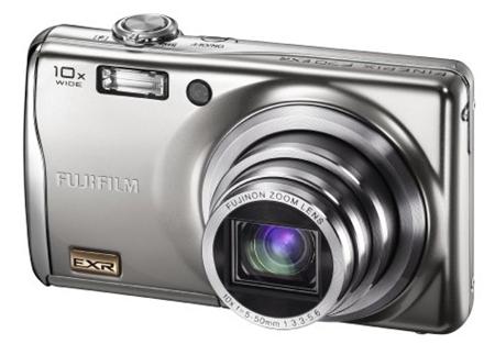 FUJIFILM デジタルカメラ FinePix (ファインピックス) F70 EXR シルバー F FX-F70EXR S