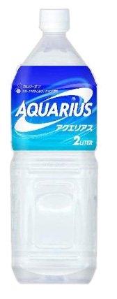 (お徳用ボックス) アクエリアス 2.0L×6本