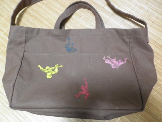 shino-san's bag
