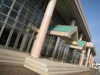 黒瀬文化センター外観