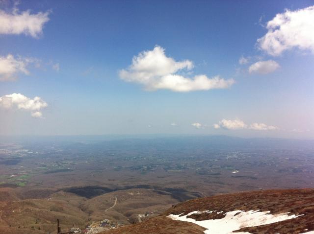 那須岳登山1