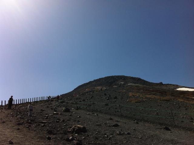 那須岳登山4