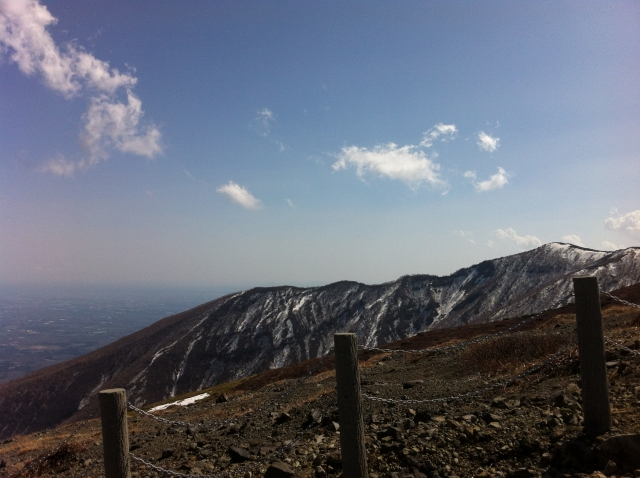 那須岳登山5