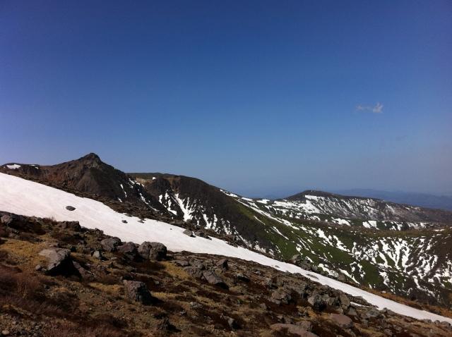 那須岳登山6