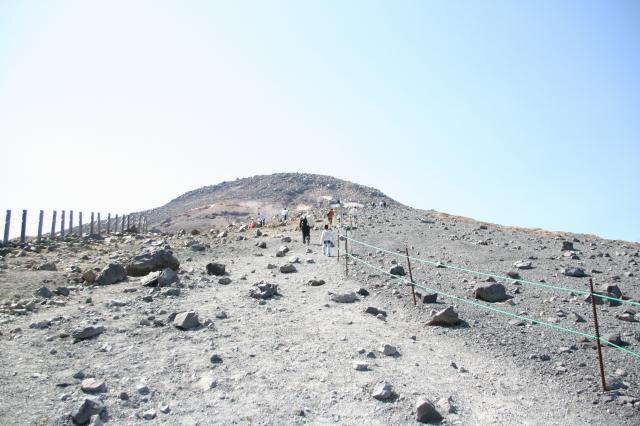 那須岳登山7