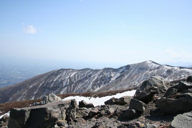 那須岳登山13