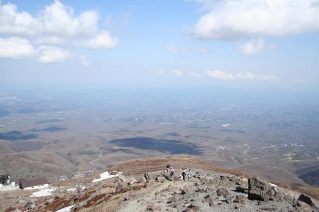 那須岳登山14