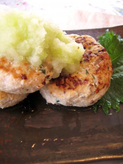 さんまの豆腐ハンバーグ