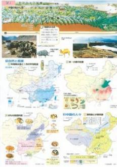 902 中国の資料図(帝国書院:21頁)