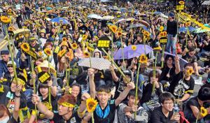 台湾CH52 ひまわり学生運動_convert_20141208165413