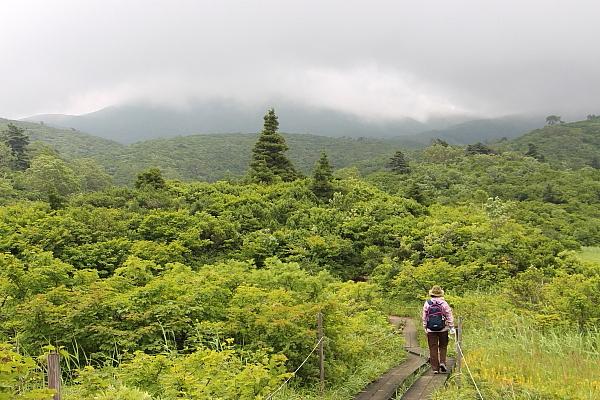14栗駒山登山9