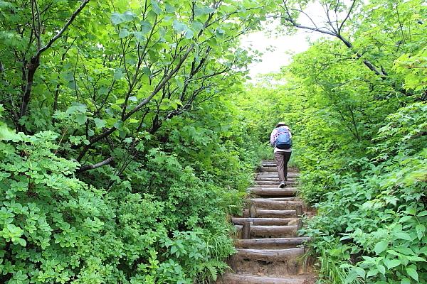 14栗駒山登山10