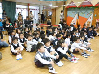 幼稚園の10