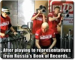 Russian Jazz Plumbers