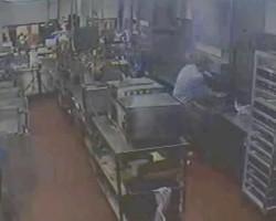 Cedar Falls McDonalds Hamburglar busted