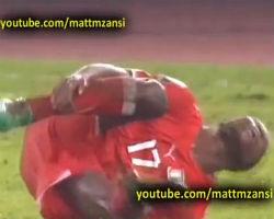 EPIC Fake Football Injury