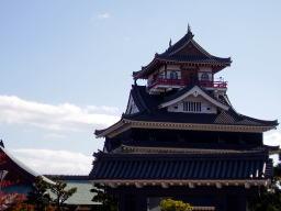 清洲城、別に城マニアじゃないですよ